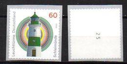 """Deutschland Mi. 3555 """"Leuchttürme (XXIV): Schleimünde"""" Postfrisch Aus Markenbox Mit Nr - Neufs"""