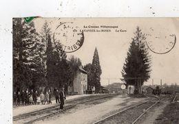 LAVAVEIX-LES-MINES LA GARE - Autres Communes