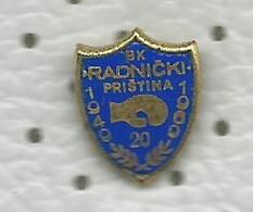Boxing Club Radnicki - Pristina - Kosovo,Serbia,Yugoslavia - Boxeo