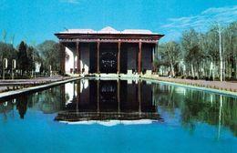 1 AK Iran * Tschehel Sotun Isfahan - Der Vierzig-Säulen-Palast Ist Ein Schönes Beispiel Safawidischer Architektur * - Iran