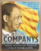 SOM N° 1  DE 1965 - REVUE LLUIS COMPANYS PRESIDENT DE CATALUNYA ASSASSINAT PEL FRANQUISME 15 D'OCTUBRE 1940 - CATALOGNE - Livres, BD, Revues