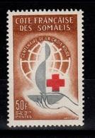 Cote Des Somalis - YV 315 N** Croix Rouge Cote 8 Euros - Côte Française Des Somalis (1894-1967)