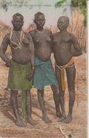 2026  Nu Af Fortier Sénégal Jeunes Filles Diolas   N° 1226  Coll Géné Fortier Dakar  Vente Retirée  Le 12-07 - Afrique Du Sud, Est, Ouest