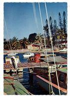 NOUVELLE CALEDONIE, CPSM, Baie Des Pêcheurs, NOUMEA, Jamais Voyagée - Nouvelle-Calédonie