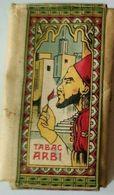 "TABAC ARBI, 30 Gr.,  "" Régie Des Tabacs Au Maroc "", 1930. BELLE Illustration . - Tabac (objets Liés)"