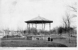 BACCARAT - Le Kiosque à Musique - Baccarat