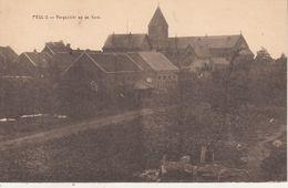 Peulis - Vergezicht Op De Kerk - Uitg. E. Desaix, Brussel - Putte