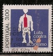 PORTUGAL    N°   1330   OBLITERE - 1910-... République