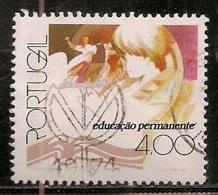 PORTUGAL    N°   1347   OBLITERE - 1910-... République