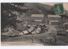 Chasseurs  Alpins   Cabanes Vieilles  Peira_Cava  1914 - Régiments
