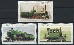 2012Germany2946-2948Locomotives8,20 € - Trains