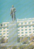 88254- ULAANBAATAR- LENIN STATUE - Mongolie