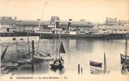 Cherbourg - La Gare Maritime - Cherbourg