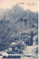 20 Corse - Paysage De Ghisoni - Le Kirie Eleison - J.Moretti Chevre Goat - Francia