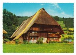 Schwarzwaldhaus - Freilichtmuseum Vogtsbauernhof Im Gutachtal - 1969 - Gutach (Schwarzwaldbahn)