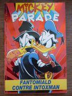 MICKEY PARADE N°158 / Disney Hachette Presse 02-1993 - Libros, Revistas, Cómics