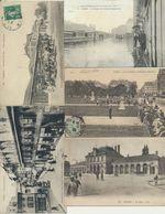 Lot De 70 Cartes France -  Toutes Animées - Cartes Postales