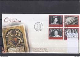 Pitcairn Inseln Michel Cat.No. FDC 633/636 - Briefmarken