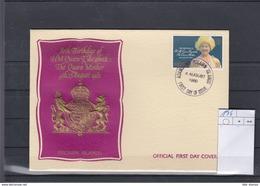Pitcairn Inseln Michel Cat.No. FDC 196 - Briefmarken