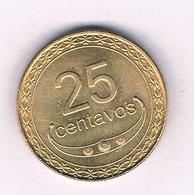 25 CENTAVOS 2004 OOST-TIMOR /5019/ - Timor