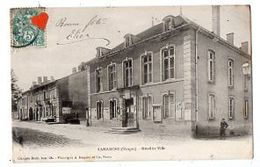04431-LE-88-LAMARCHE-Hôtel De Ville - Lamarche