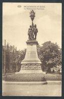 +++ CPA - MOLENBEEK ST JEAN - Le Monument Maritime   // - Molenbeek-St-Jean - St-Jans-Molenbeek