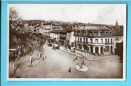 15-----AURILLAC---la Place Du Square--voir 2 Scans - Aurillac