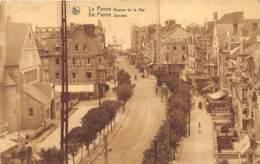 La Panne - Avenue De La Mer - Thill Série 9 N° 66 - De Panne