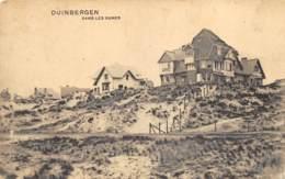 Duinbergen - Dans Les Dunes - Heist