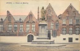 Bruges - Statue De Memling - Brugge