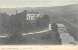 Chaudfontaine - La Vesdre Et Le Château De La Rochette - Ed. Bertels N° 16 - Chaudfontaine
