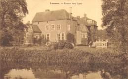 Lummen - Kasteel Van Loye - Lummen