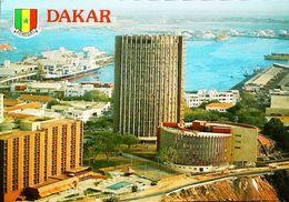 Sénégal  Dakar  BCEAO COFEB Et NOVOTEL    Cargo - Sénégal