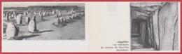 Menhirs. Alignements Du Ménec à Carnac. Mégalithe, Tumulus Du Gavr'inis Morbihan (56). Larousse 1960. - Documents Historiques