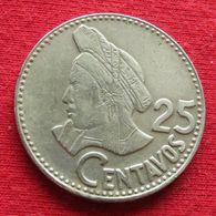 Guatemala 25 Centavos 1978 KM# 278.1 - Guatemala