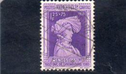 LUXEMBOURG 1936 O - Luxemburg