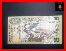 Ceylon - Sri Lanka  10 Rupees  26.3.1979  P. 85  UNC - Sri Lanka