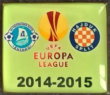 Pin Europa League 2014-2015 Play-off Round Dnipro Dnipropetrovsk - Hajduk Split - Calcio