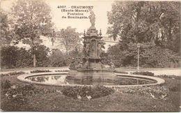 52 - CHAUMONT - Fontaine Du Boulingrin - Chaumont