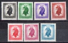 LUXEMBOURG 1945-6 * - Luxemburg