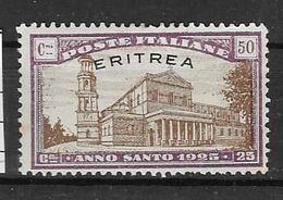 Yv. 89 - Eritrea