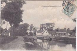 62. AUDRUICQ. Pont Du Fort-Bâtard - Audruicq