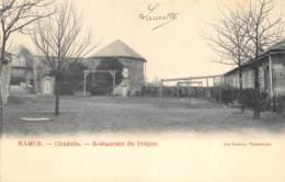Namur - Citadelle - Restaurant Du Donjon - Namen