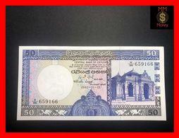 Ceylon - Sri Lanka  50 Rupees  1.1.1982  P. 94  UNC - Sri Lanka