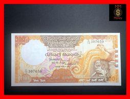 Ceylon - Sri Lanka  100 Rupees  1.2.1988  P. 99  UNC - Sri Lanka