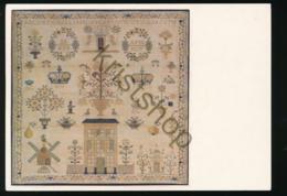 Amsterdam - Fl. Ex-Coenders Antiquiteiten - Merklap [Z02-5.222 - Non Classés
