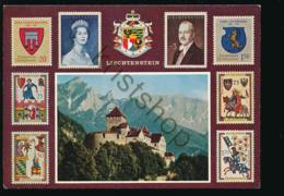 Liechtenstein - Briefmarken - Schloss Vaduz [Z02-5.239 - Liechtenstein