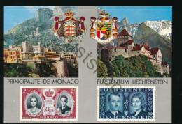 Monaco - Liechtenstein [Z02-5.242 - World