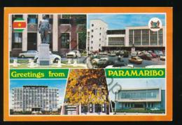 Suriname - Parimaribo [Z02-5.280 - Surinam
