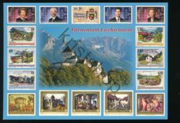 Liechtenstein - Briefmarken - Schloss Vaduz [Z02-5.292 - Liechtenstein
